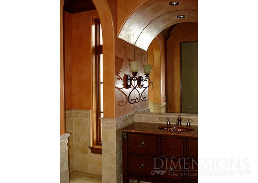 Venetian plaster - Grassello