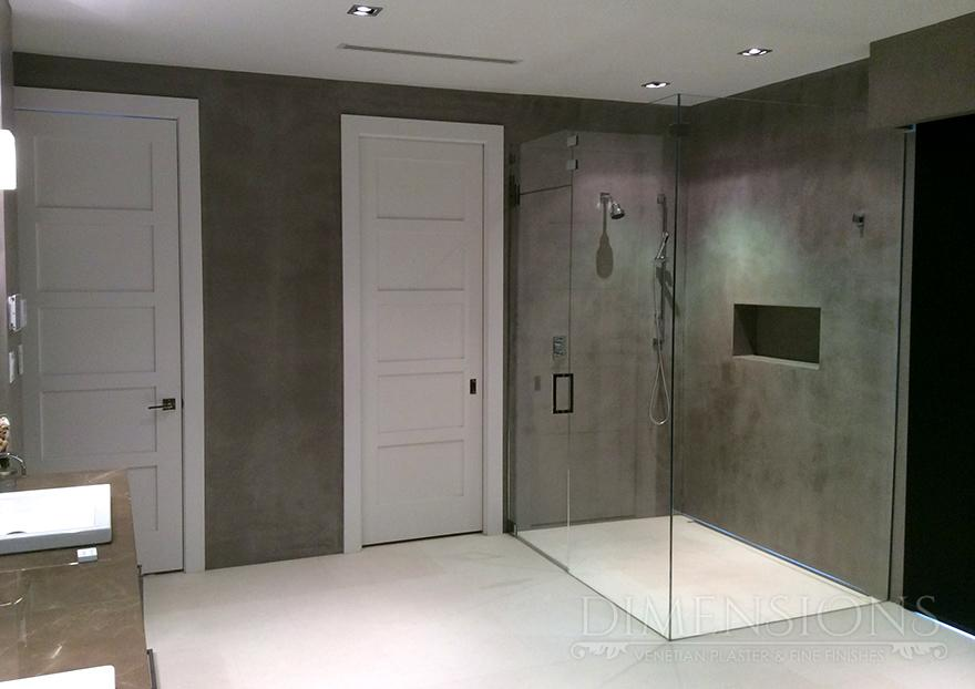 Venetian Plaster - Travertino