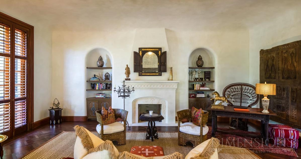 Calce Petra Livingroom